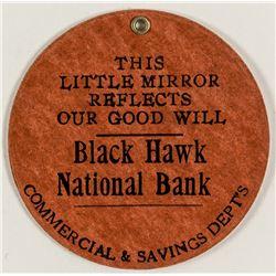 Black Hawk National Bank Mirror
