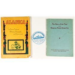 Alaska History Books
