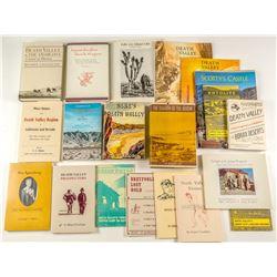 Death Valley Book Collection 20 Vols.