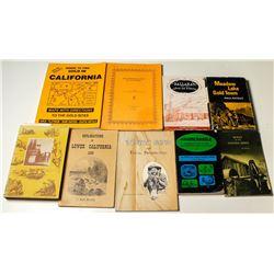 California Mining, 9 Volumes