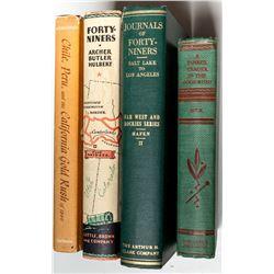 California Gold Rush, 4 Volumes