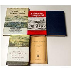 California Conquests, 5 Volumes