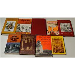California Missions & Missionaries, 9 Vols.
