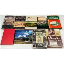 Colorado Mining History, 9 Vols.