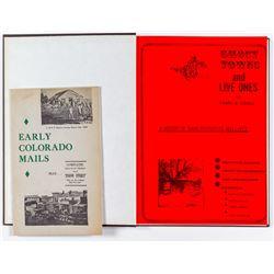 2 Idaho and Colorado Postal Guides