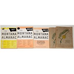 Montana Almanacs & Resources Collection (5)
