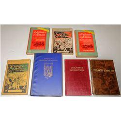 Vigilantes of Montana by Dimsdale (7 Editions)