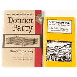 Two Donner Party Publications