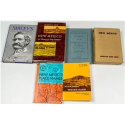 New Mexico History, 6 Vols.