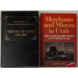 Utah History, Two Books