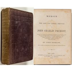 Bigelow's Life of Colonel Fremont (1856)