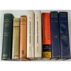 8 Volumes--Biographies on Fremont