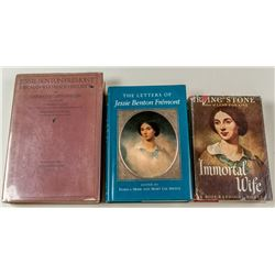Three Jessie Fremont Biographies