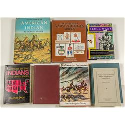 General US Native American Histories
