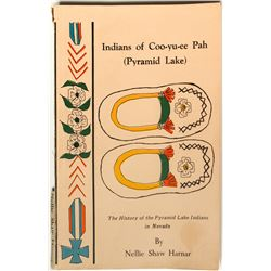 """""""The History of the Pyramid Lake Indians in Nevada"""" by Nellie Shaw Harnar"""