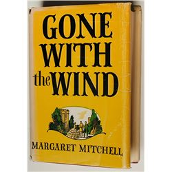 Gone With The Wind, First Edition With Dust Jacket