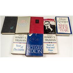 US President Library, 8 Vols.