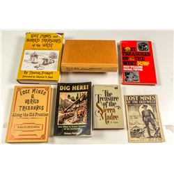 Treasure in the Southwest, 6 Volumes