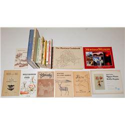 Flora, Wildlife, Poetry, & Cookbook Group (18)