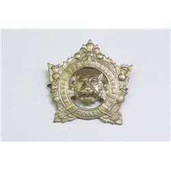 WWII, MILITARY  BADGE ARGYLL AND SUTHERLAND REGIMENT
