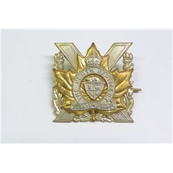 WWII, MILITARY  BADGE THE PERTH REGIMENT