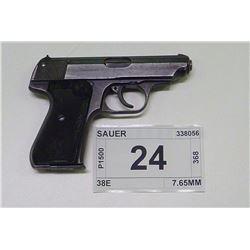 SAUER , MODEL , 1938H , CALIBER , 7.65MM