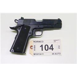 NORINCO , MODEL , M1911A11 , CALIBER , 45 ACP