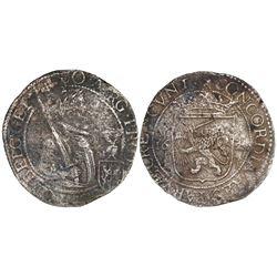Gelderland, United Netherlands, rijksdaalder, 1624.