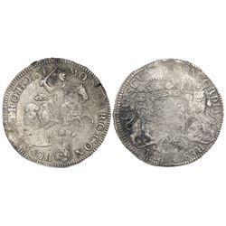 Holland, United Netherlands,  rider  ducatoon, 1675.