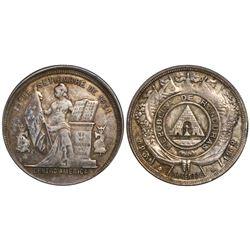 Honduras, 50 centavos, 1908/897.