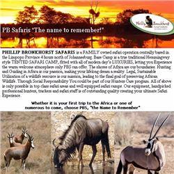 10-day Safari
