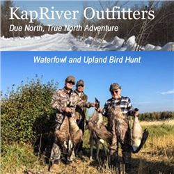 5-Day Waterfowl and Upland Bird Hunt