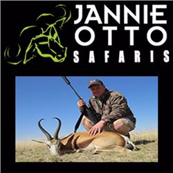 6-day Hunt for Plains Game in South Africa