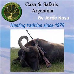 5-day hunt in Argentina