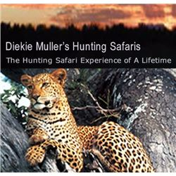 Safari Hunt in the Limpopo Province of South Africa