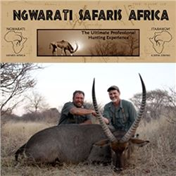 7 days of hunting in the Limpopo Province of South Africa