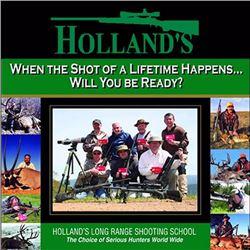 Long-range Shooting School for four days in 2017