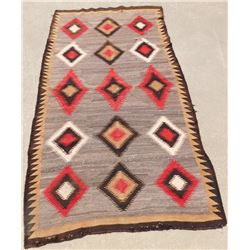 Classic Navajo Weaving