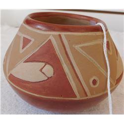 San Juan Pottery Olla