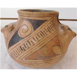Effigy Casas Grande-style Pot