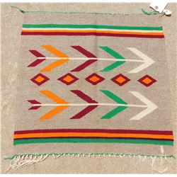 Germantown Navajo Weaving w/Arrows