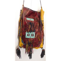 African Goatskin Bag