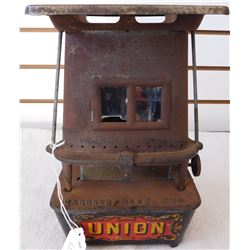 Union Kerosene Lamp
