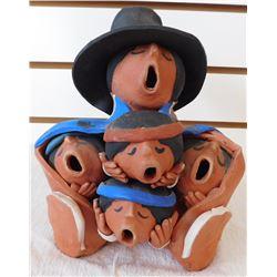 Navajo Choir Doll