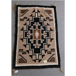 Two Grey Hill Navajo Weaving