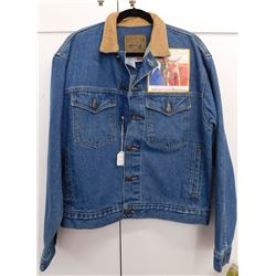 """Hopalong Cassidy"" Jean Jacket by Furlow"