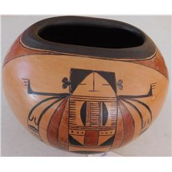 Hopi Effigy Olla