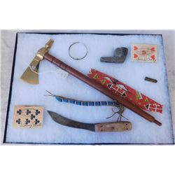 Wild West Artifact Frame
