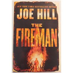 The Fireman Signed Book by Joe Hill