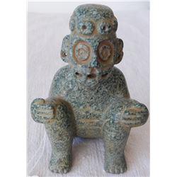 Pre-Columbian Jadeite Figure